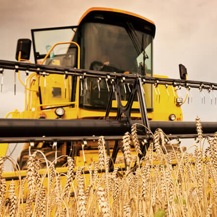 Agricultural Machinery | Electromechanical HMI Control