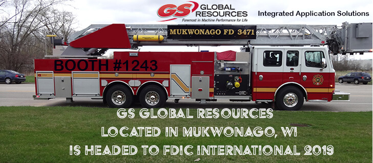 GS Global Resources FDIC 2019 Booth # 1243