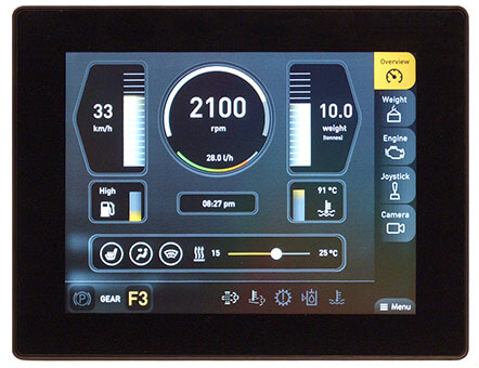 Parker Iqan Md4 10 1 Touch Screen Gs Global Resources