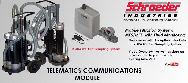 Schroeder Industries Telematics Communications Module