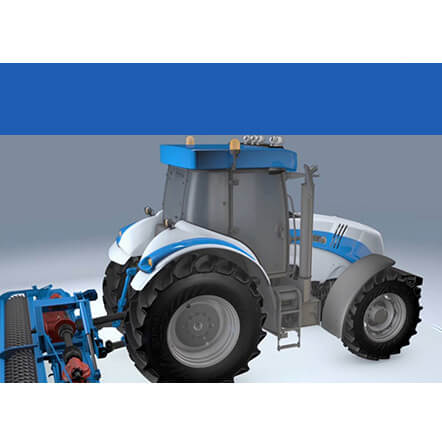 Agricultural Solutions with Hydraulic Pumps