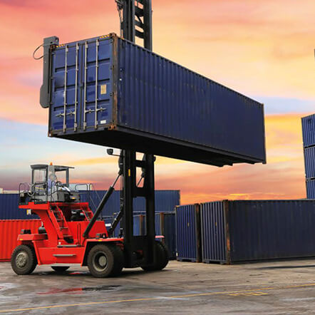 HMI Products & Solutions for The Material Handling Market