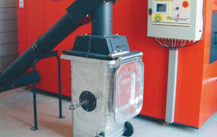 Biomass Furnaces (Bauer Gear Motor | BF and BS Series)