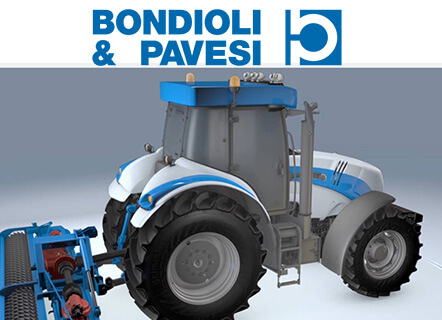 Agricultural Solutions with Hydraulic Pumps (Bondioli & Pavesi)