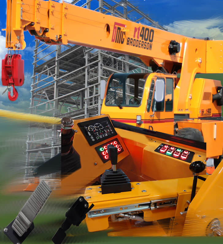 Crane Manufacturer Streamlines Industry With 'Plug-n-play' Approach to Cabs