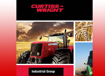 Agricultural Machinery | Vehicle Cab Designs using Human-Machine Interfaces (HMI) | (Curtiss-Wright)