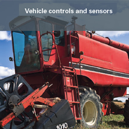 Vehicle Controls and Sensors That Are Reliable in The Harshest Environments