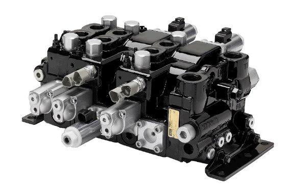 Load Sensing Valve Improves Heavy Duty Machine Productivity and Fuel Savings