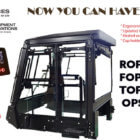 GS Global Resources & ADC Equipment Innovations Cabs ROPS FOPS TOPS OPS