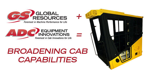 GS Global Resources + ADC Equipment Innovations CAB Structures Operator Cab Environment