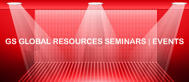 GSGR Seminars Events