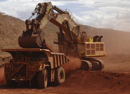 Mobile Applications | Mining Mobile Equipment (Oilgear)