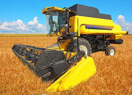 Agricultural Machines | Dedicated Products and Solutions (Parker)