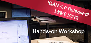 Register today for IQAN Training.